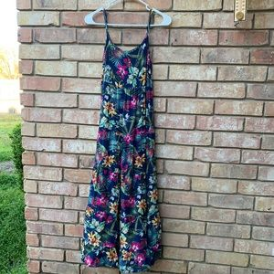 Flowered Spring Dress